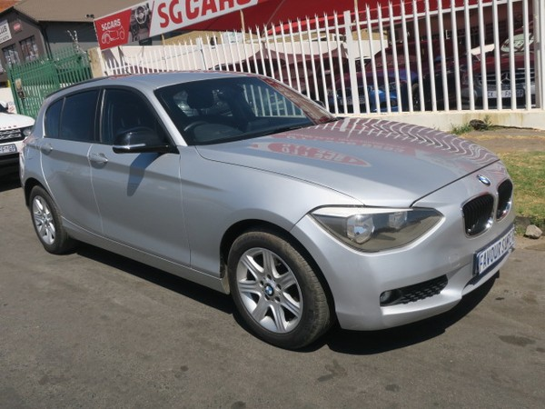 2014 BMW 1 Series 116i 5dr At f20  Gauteng Bramley_0