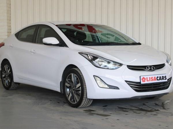 2015 Hyundai Elantra 1.6 Premium Gauteng Kempton Park_0