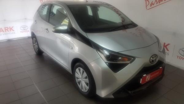 2019 Toyota Aygo 1.0 5-Door Gauteng Johannesburg_0