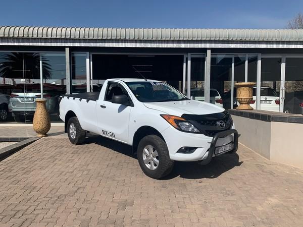 2015 Mazda BT-50 2.2 TDi Hpower SLX Bakkie Single cab Mpumalanga Delmas_0