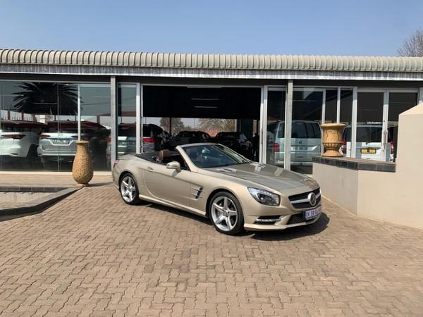 2013 Mercedes-Benz SL-Class Sl 500  Mpumalanga Delmas_0