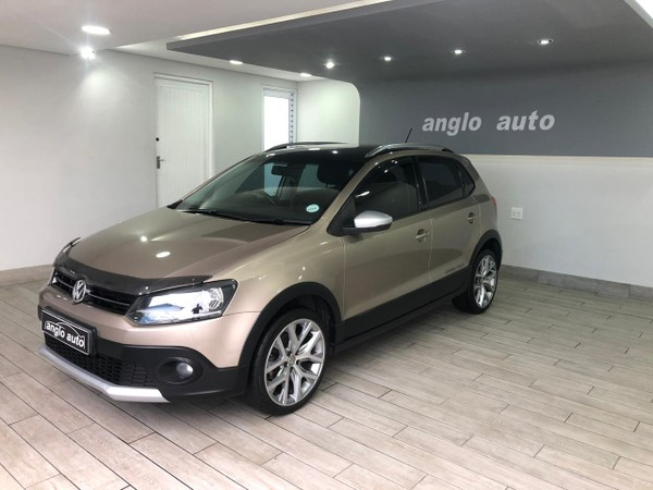 2014 Volkswagen Polo Cross 1.2 TSI Western Cape Athlone_0