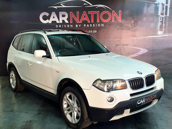 2009 BMW X3 Xdrive20d At  Western Cape Goodwood_0