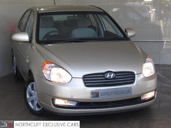 2007 Hyundai Accent 1.6 GLS HS AUTO Gauteng Randburg_0