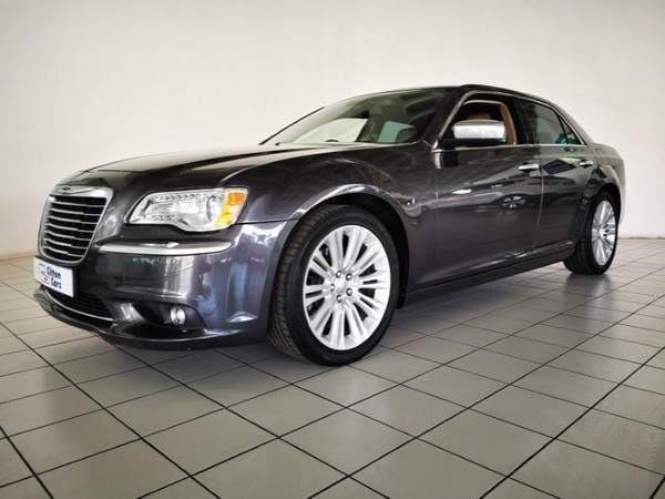 2015 Chrysler 300C 3.0 Crd Lux At  Gauteng Pretoria_0