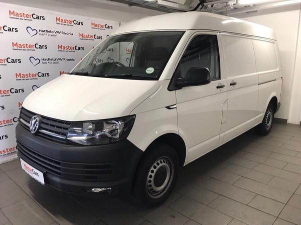 2019 Volkswagen Transporter T6 2.0TDi LWB 75KW FC PV Gauteng Sandton_0