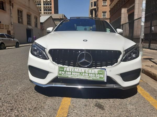 2016 Mercedes-Benz C-Class C220d Cabriolet AMG Auto Gauteng Johannesburg_0
