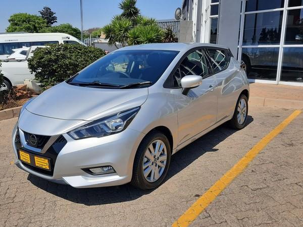 2021 Nissan Micra 900T Acenta Gauteng Sandton_0