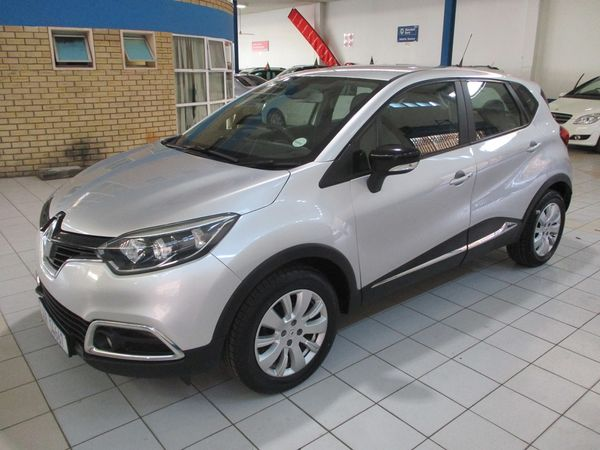 2015 Renault Captur 900T expression 5-Door 66KW Kwazulu Natal Umhlanga Rocks_0