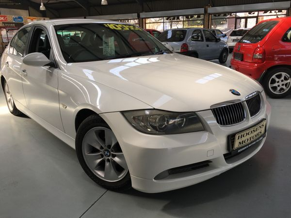 2007 BMW 3 Series 325i At e90  Free State Villiers_0