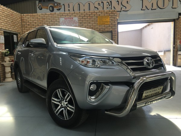 2018 Toyota Fortuner 2.4GD-6 RB Auto Free State Villiers_0