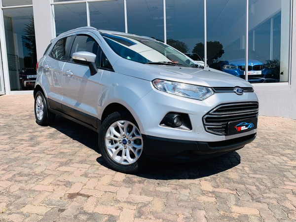 2014 Ford EcoSport 1.5TDCi Titanium Gauteng Sandton_0