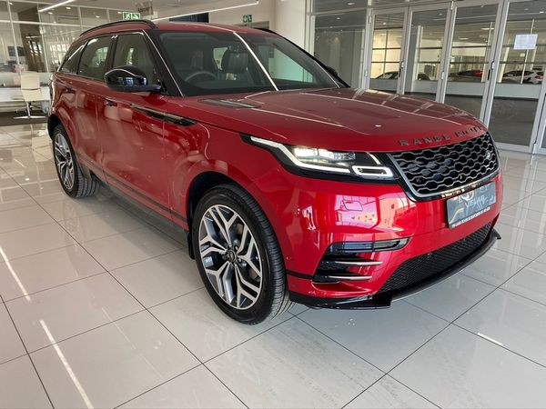 2020 Land Rover Velar 2.0D SE 177KW Free State Bloemfontein_0