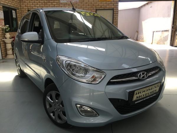 2013 Hyundai i10 1.2 Gls m  Free State Villiers_0