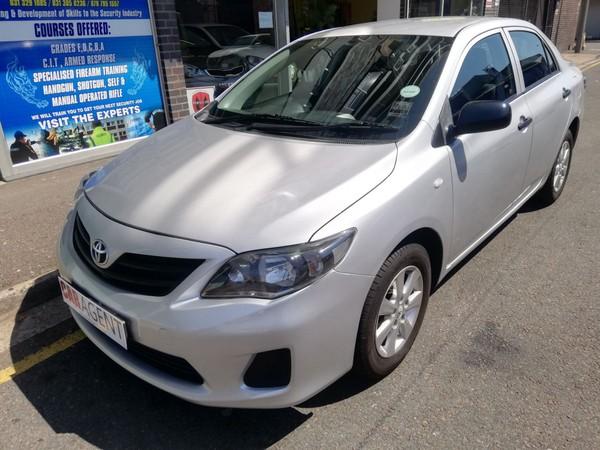 2014 Toyota Corolla 1.6 Advanced  Kwazulu Natal_0
