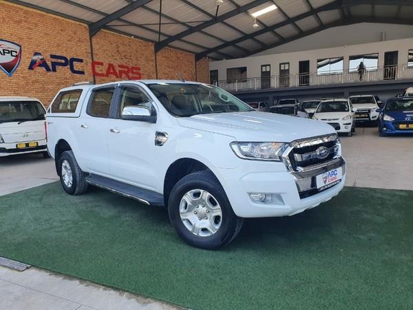 2016 Ford Ranger 2.2TDCi XLT Auto Double Cab Bakkie Kwazulu Natal Pietermaritzburg_0