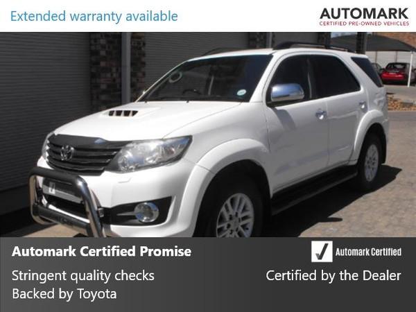 2015 Toyota Fortuner 3.0d-4d Rb At  Mpumalanga Standerton_0