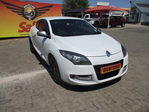 2013 Renault Megane Iii 1.4 Gt Line Coupe Cabrio  Gauteng North Riding_0