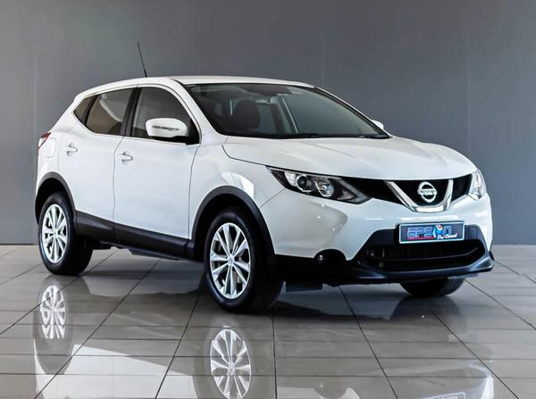 2015 Nissan Qashqai 1.2T Acenta Gauteng Nigel_0