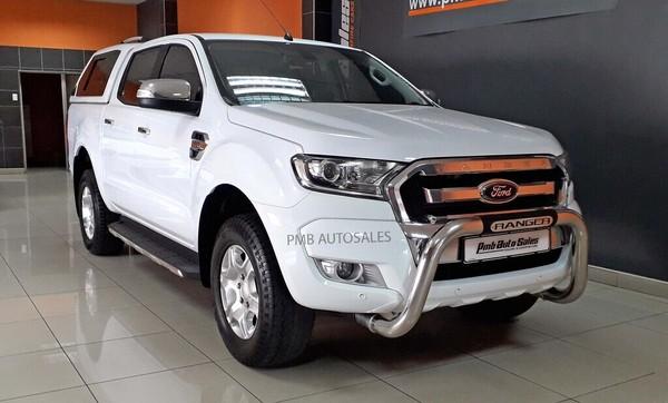 2018 Ford Ranger 2.2TDCi XLT Double Cab Bakkie Kwazulu Natal Pietermaritzburg_0