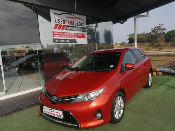 2013 Toyota Auris 1.6 Xs  Kwazulu Natal Mount Edgecombe_0