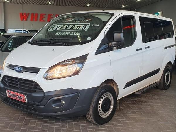2014 Ford Tourneo 2.2D Ambiente SWB Western Cape Parow_0