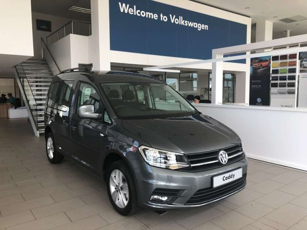 2020 Volkswagen Caddy 1.0 TSI Trendline Eastern Cape Jeffreys Bay_0