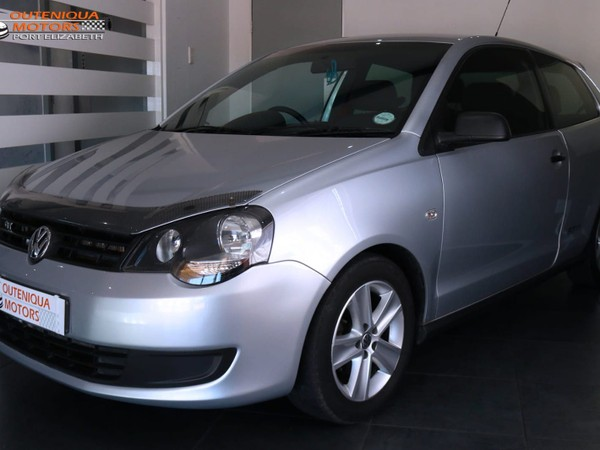 2012 Volkswagen Polo Vivo 1.6 Gt 3dr Eastern Cape Port Elizabeth_0