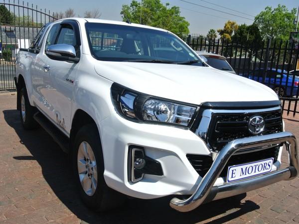 2016 Toyota Hilux 2.8 GD-6 RB Raider Extended Cab Bakkie Gauteng Bramley_0