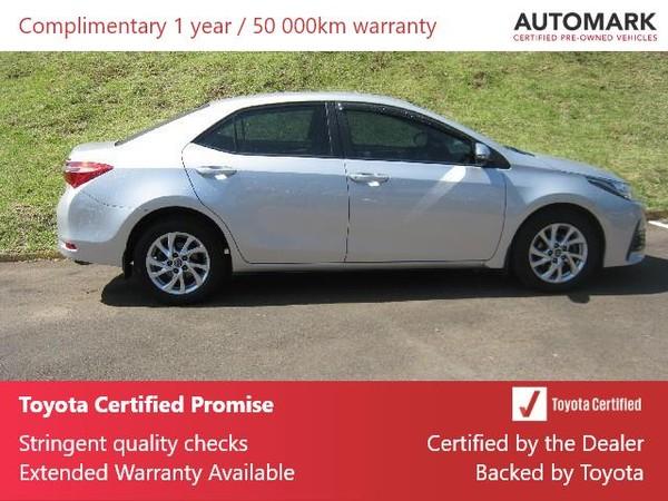 2017 Toyota Corolla 1.6 Prestige CVT Kwazulu Natal Stanger_0