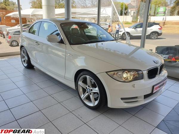 2010 BMW 1 Series 125i Coupe At  Gauteng Bryanston_0
