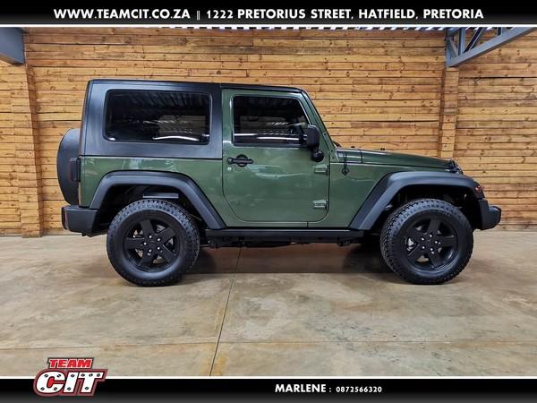 2008 Jeep Wrangler 3.8 Rubicon 2dr  Gauteng Pretoria_0