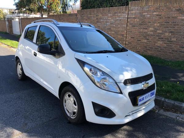 2016 Chevrolet Spark Pronto 1.2 FC Panel van Western Cape Cape Town_0