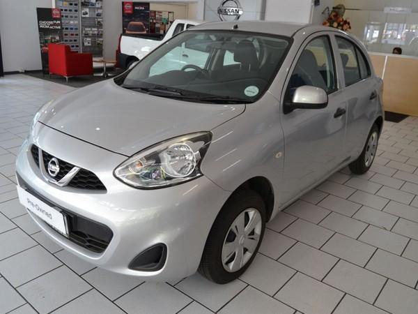 2018 Nissan Micra 1.2 Active Visia Mpumalanga Barberton_0