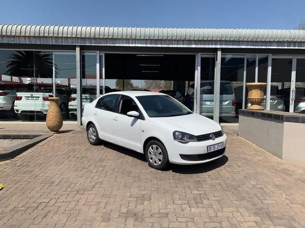 2014 Volkswagen Polo Vivo GP 1.6 Trendline Mpumalanga Delmas_0
