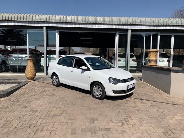2015 Volkswagen Polo Vivo GP 1.6 Trendline Mpumalanga Delmas_0