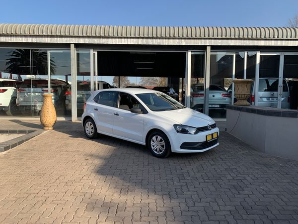 2015 Volkswagen Polo 1.2 TSI Trendline 66KW Mpumalanga Delmas_0