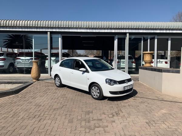 2017 Volkswagen Polo Vivo GP 1.6 Trendline Mpumalanga Delmas_0