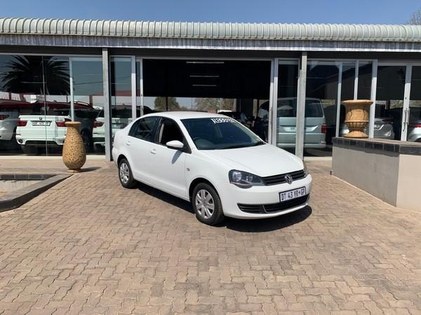 2015 Volkswagen Polo Vivo GP 1.4 Trendline Mpumalanga Delmas_0