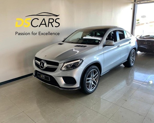 2018 Mercedes-Benz GLE-Class GLE Coupe 500 4MATIC Western Cape Century City_0