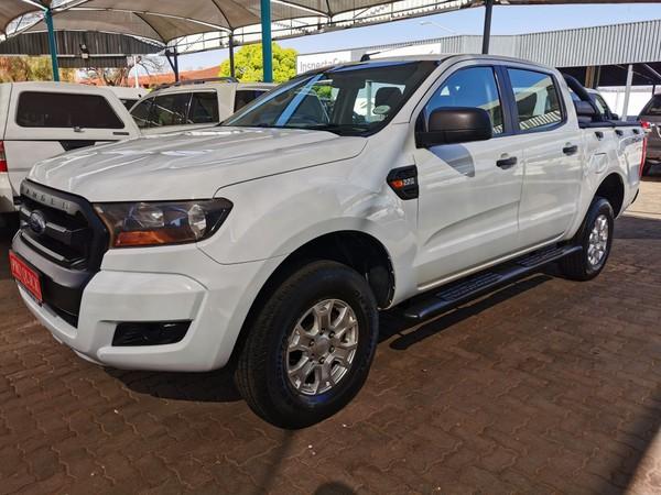 2017 Ford Ranger 2.2TDCi XL 4X4 Auto Double Cab Bakkie Gauteng Pretoria_0
