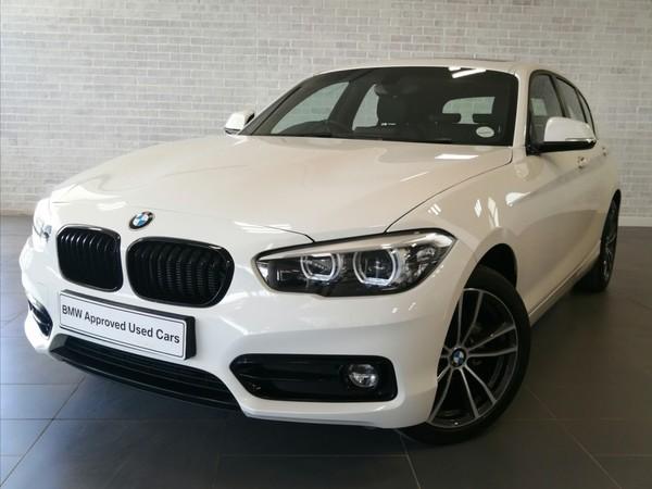 2018 BMW 1 Series 118i Edition Sport Line Shadow 5-Door Auto F20 Gauteng Boksburg_0