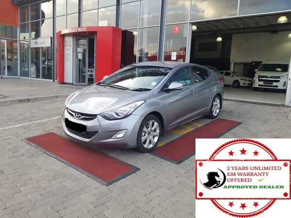 2013 Hyundai Elantra 1.8 Gls  Gauteng Midrand_0