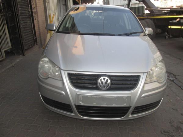 2009 Volkswagen Polo Classic 1.6 Comfortline  Gauteng Johannesburg_0