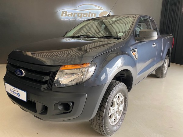 2013 Ford Ranger 2.2tdci Xl Pu Supcab  Western Cape Goodwood_0