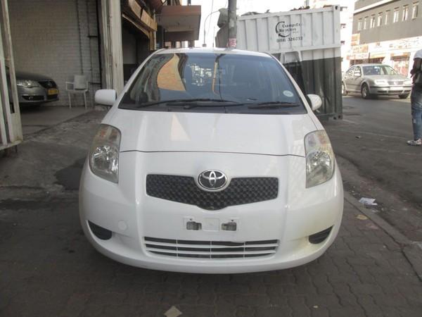 2008 Toyota Yaris T3 5dr  Gauteng Johannesburg_0
