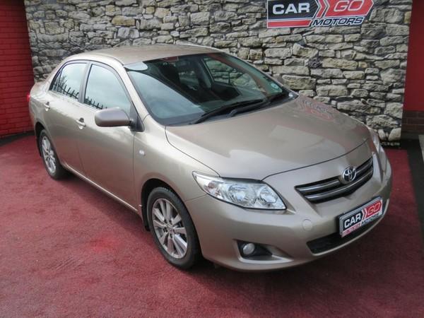 2009 Toyota Corolla 1.6 Advanced  Kwazulu Natal Hillcrest_0