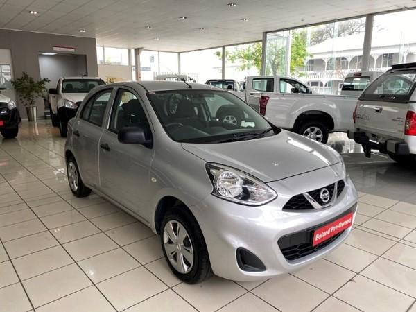 2019 Nissan Micra 1.2 Active Visia Western Cape Paarl_0