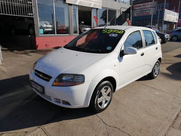 2008 Chevrolet Aveo 1.5 Ls  Kwazulu Natal Durban_0