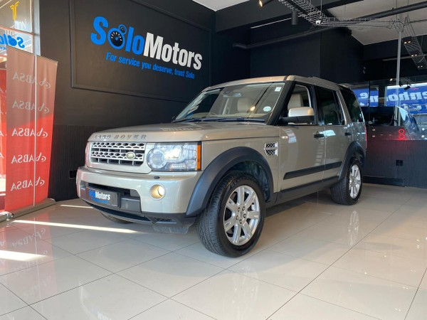 2010 Land Rover Discovery 4 3.0 Tdv6 S  Western Cape Goodwood_0